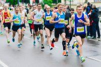 Sprinting a marathon